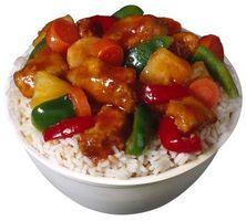 Oriental Sweet & Sour Snacks