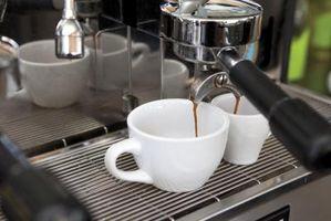 Types de café expresso
