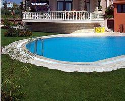 Solutions pour un nuageux piscine for Trop de chlore piscine