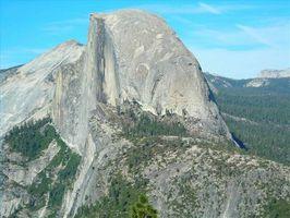 Comment Randonnée Half Dome dans le parc national de Yosemite