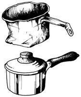Les meilleurs pots pour les tables de cuisson en céramique