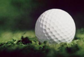 Comment faire un gâteau de balle de golf