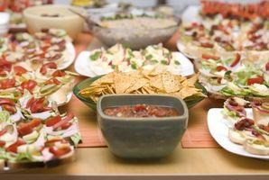 Comment calculer les portions repas pour la fête