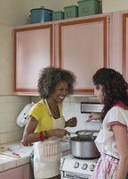 LDS alimentaires défi Activités pour les jeunes