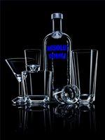 Boissons fraîches pour la vodka