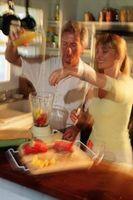 Comment faire bonne santé Fruit Smoothies