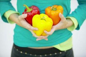 Comment Faire bouillir un poivron avant la cuisson