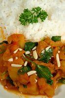 Repas indiennes santé