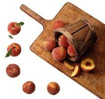 Comment Sucrer en conserve non sucrés Peaches