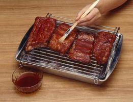 Comment dois-je épaissir mon Homemade Barbecue Glaze?