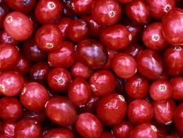 Comment faire cuire dans le four micro-ondes Cranberries