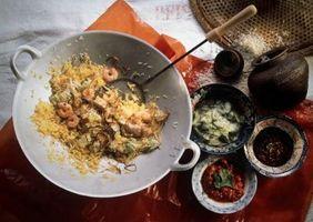 Différence entre Basmati et non basmati riz