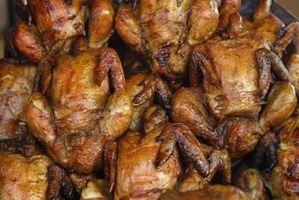 Comment savoir si un poulet cuites dans le réfrigérateur est mauvais