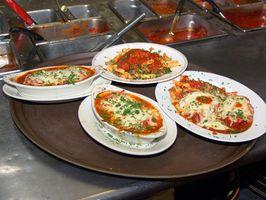 Restaurants italiens sur Taylor Street à Chicago