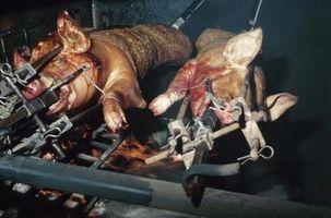 Les meilleures façons de faire rôtir un cochon et Saison