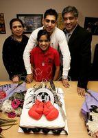 Comment décorer un gâteau d'anniversaire 18e