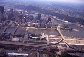 Hôtels à Pittsburgh avec l'aéroport du Grand stationnement de longue durée
