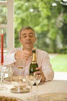 Comment faire pour supprimer un bouchon de champagne