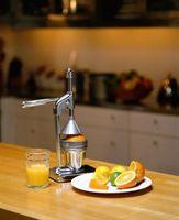 Que puis-je faire avec de la vodka, oranges et citron vert?