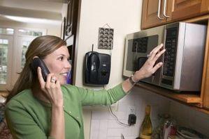 Comment faire cuire les aliments dans le four micro-ondes sans elle Obtenir Mushy