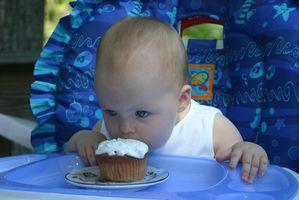 Idées de petit gâteau mignon pour les bébés