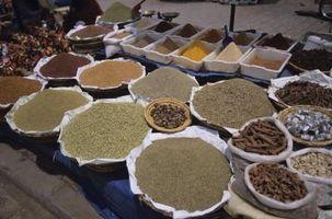 Épices nigérians