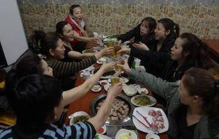 Qu'est-ce que coréen barbecue mariné au?