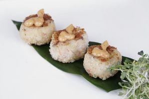 Comment faire cuire surgelés Crab Cakes