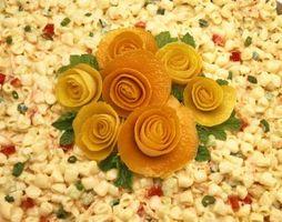 Comment faire une salade rapide et délicieux Macaroni