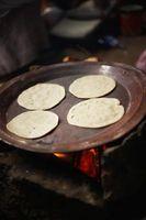 Comment faire tortillas de maïs ou coquilles à tacos