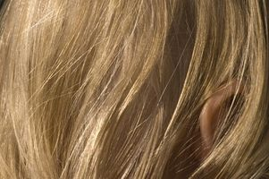 Shampooing pour les cheveux abîmés