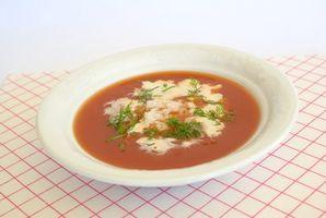 comment am liorer soupe de tomates en conserve. Black Bedroom Furniture Sets. Home Design Ideas