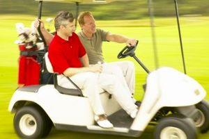 Comment convertir votre golf électrique à Essence Puissance
