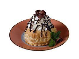 Conseils Dessert Garnir