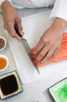 Comment couper les filets de saumon