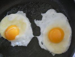 Comment faire cuire des oeufs sur une cuisinière à gaz