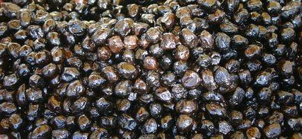 Comment conserver les olives noires - Comment conserver le radis noir ...