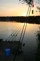 DIY: Canne à pêche Stockage