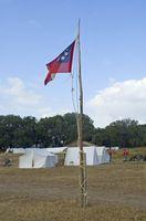 Comment réparer une tente Toile Ripped