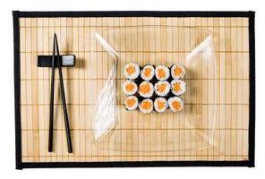 Comment couper les filets sushi
