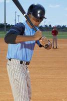 Comment enseigner Petits ligueurs de base-ball Perceuses