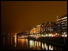 Quelle est l'origine du nom de Hambourg?