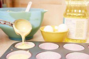 Le bicarbonate de soude Vs.  Crème de tartre