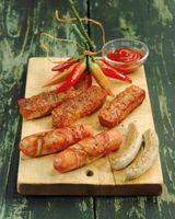 Comment puis-je épaissir Sausage & Peppers?