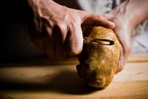Choses à faire avec pommes de terre