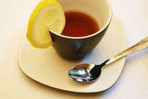 Comment infuser le thé dans une cafetière
