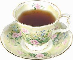 Ne Couvrant thé lors de l'infusion de l'importance?