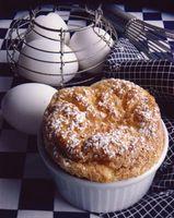 Un suppléant pour la crème de tartre dans un Souffle