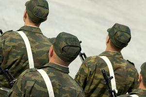 Comment se départir des uniformes de l'Armée américaine