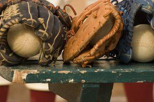 Épaule-Bras Exercices pour les jeunes garçons impliqués dans Baseball